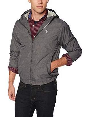 U.S. Polo Assn. Men's Windbreaker Jacket