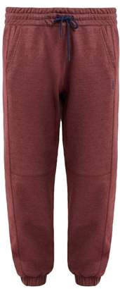 Lndr - Athletics Cotton Blend Track Pants - Womens - Burgundy