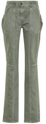 Valentino Cotton cargo trousers