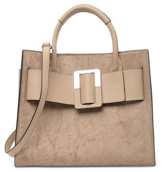 Louise et Cie Meja Leather Satchel