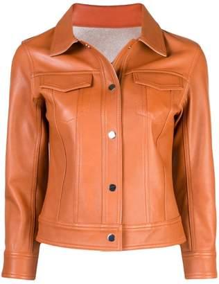 LTH JKT Fox panelled jacket