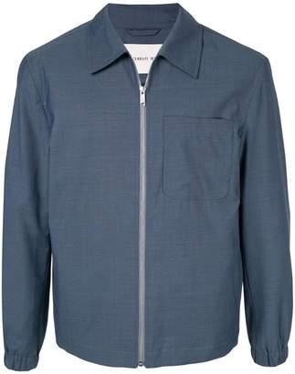 Cerruti front zipped jacket