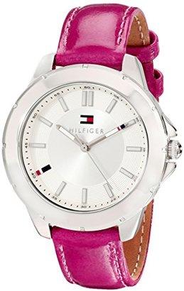 Tommy Hilfiger (トミー ヒルフィガー) - Tommy Hilfigerレディース1781430アナログ表示クォーツピンク腕時計