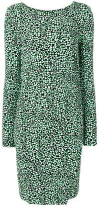 MICHAEL Michael Kors printed stretch dress