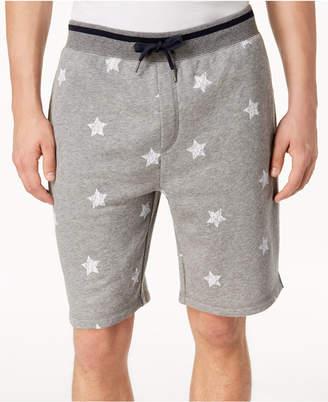 American Rag Men's Star Sweat Shorts, Created for Macy's