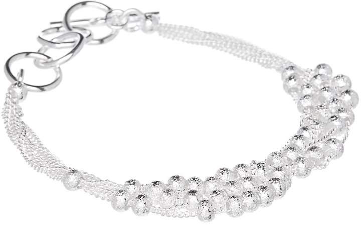 Silver-Plated Dulcea Bracelet