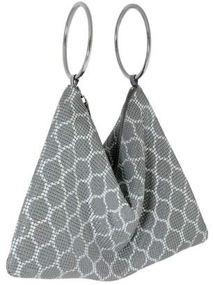 Whiting & Davis Moroccan Tile Bracelet Bag