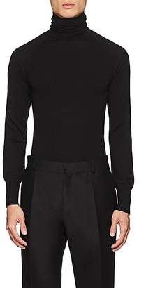 Martin Grant Men's Merino Wool Turtleneck Sweater
