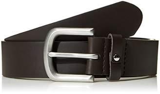 "Filgaye Men's Casual Genuine Leather Belt for Jeans Single Prong Buckle 34"""