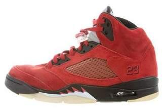 Nike Jordan 5 Retro DMP Raging Bull Sneakers