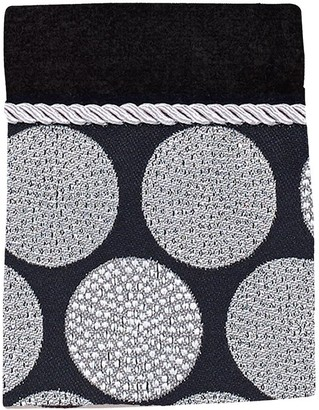 Avanti Dotted Circles Washcloth
