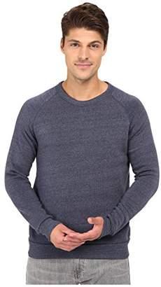 Alternative Women's Champ Eco-Fleece Sweatshirt, True Navy, XXX
