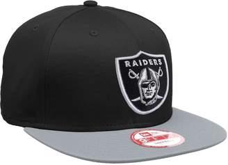 New Era 9FIFTY Cotton Oakland Raiders Snapba - Med/Lge (56.8 cm - 61.5 cm)