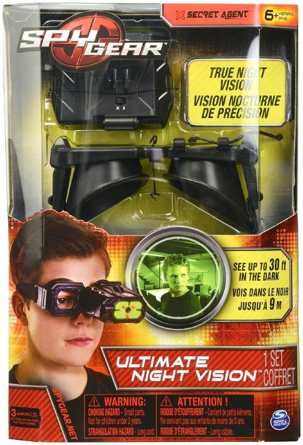 Spy Gear Ultimate Night Vision