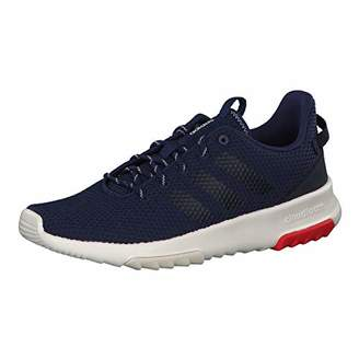 sports shoes 4b844 97eed ... adidas Mens Cf Racer Tr Running Shoes, Dark BlueLegend InkActive Red