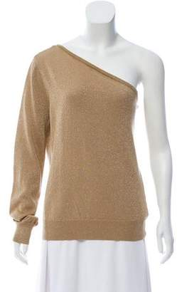 MICHAEL Michael Kors Metallic Off-The-Shoulder Top