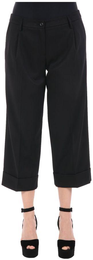 TrussardiTrussardi Cropped Trousers