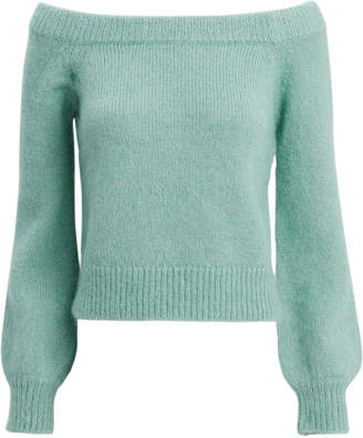 Intermix Adelina Off Shoulder Sweater