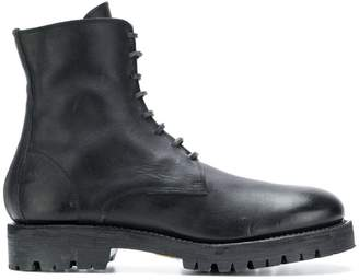 Guidi military style boots