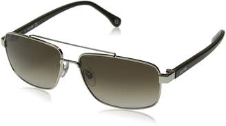 Jack Spade Men's Garrett Rectangular Sunglasses