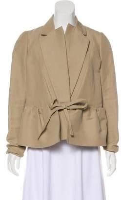 Maison Rabih Kayrouz Casual Notch-Lapel Jacket