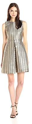 Erin Fetherston Erin Women's Sophie Metallic Dot Dress