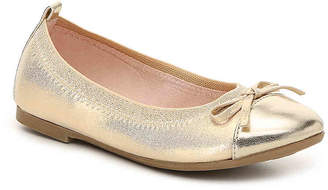 Olive & Edie Taylor Toddler & Youth Ballet Flat - Girl's