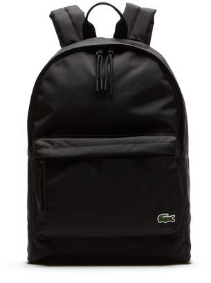 Lacoste Men's Neocroc backpack in canvas