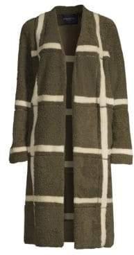 Lafayette 148 New York Carmindy Shearling Coat