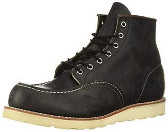"Red Wing Shoes Men's 6"" Moc Toe Boot"