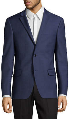 Tommy Hilfiger Slim-Fit Wool-Blend Sports Jacket