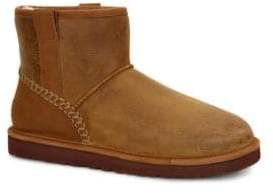UGG Classic Faux Shearling Slip-On Boots