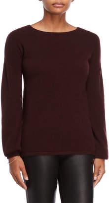 Sofia Cashmere Cashmere Crew Neck Sweater