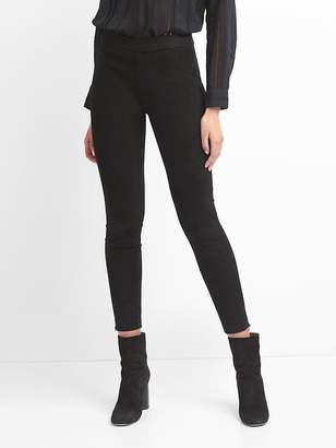 Gap Suede ankle leggings