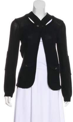 Mayle Knit Long Sleeve Cardigan
