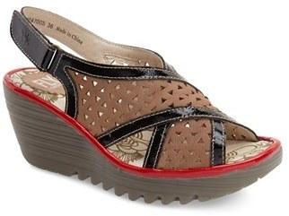 Fly London 'Yopp' Platform Wedge Sandal (Women) $189.95 thestylecure.com