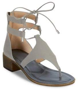 Charles by Charles David Chessa Open Toe Leather Sandals