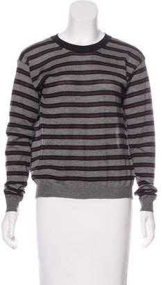 Marni Striped Cashmere Top