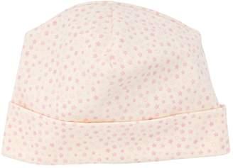 Kissy Kissy Star Print Hat Newborn