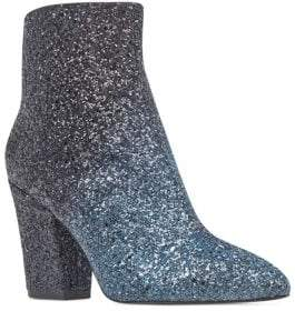 Nine West Savita Glittered Bootie