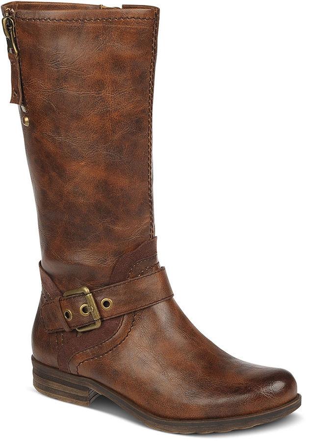 Naturalizer Balada Wide Calf Boots