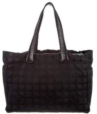 8dc71b8c0228a4 Chanel Travel Bag - ShopStyle