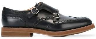 Church's buckled monk shoes
