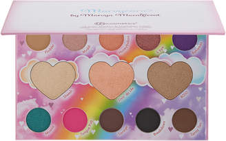 Bh Cosmetics Marvycorn by Marvyn Macnificent - 13 Color Shadow and Highlighter Palette