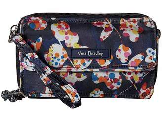 Vera Bradley Lighten Up RFID All-In-One Crossbody
