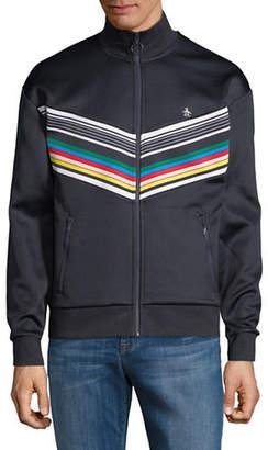 Original Penguin Striped Track Jacket