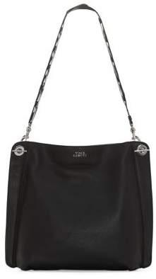 Vince Camuto Robin Leather Hobo Bag