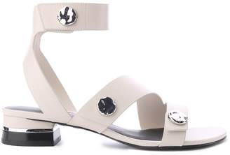 3.1 Phillip Lim Drum 30 Smooth-leather Sandals