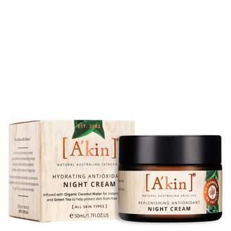 Akin A'kin Replenishing Antioxidant Night Cream 50 mL