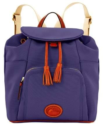 Dooney & Bourke Nylon Backpack - MIDNIGHT BLUE - STYLE